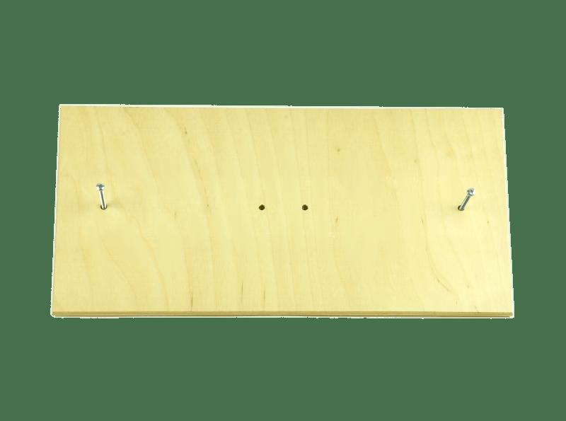 Фото - Деревянная пластина для крепления станка PLAYmake (Playmat) TheCoolTool