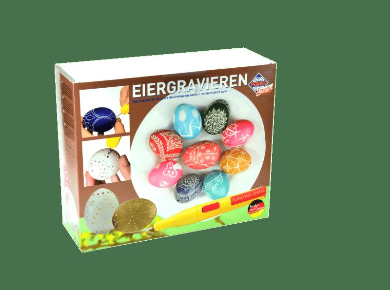 Фото -  Набор для гравировки и декорирования яиц