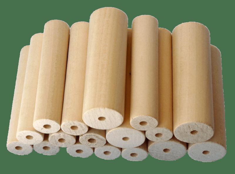 Фото - Деревянные валики (заготовки) для поделок на PLAYmake (Playmat) TheCoolTool